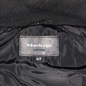 Mackage M (women's black )